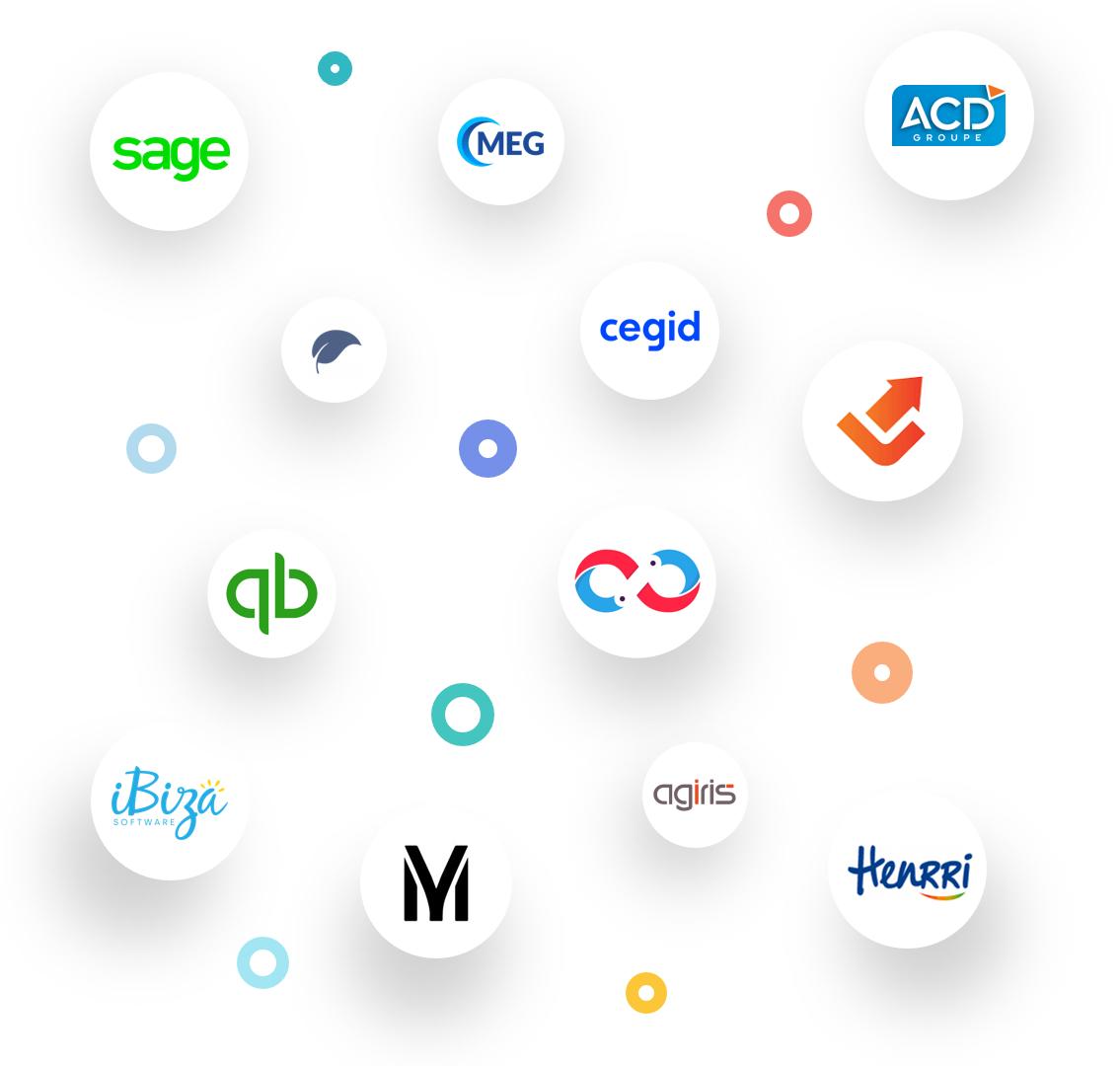 Quelques exemples d'outils compatibles